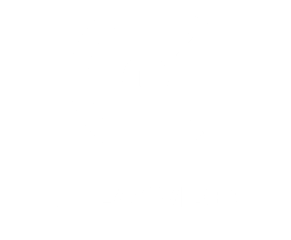 Replay the video button
